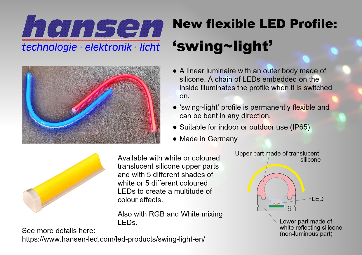 Hansen-LED swing~light advert